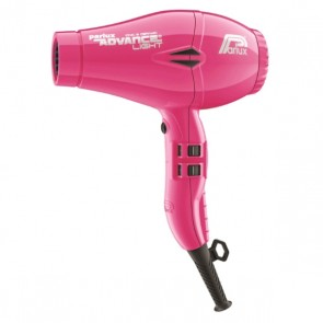 Parlux Advance Light Ceramic and Ionic Hair Dryer 2200W- Fuchsia