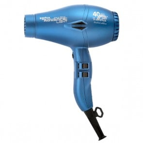 Parlux Advance Light Ceramic and Ionic Hair Dryer 2200W- Matt Blue