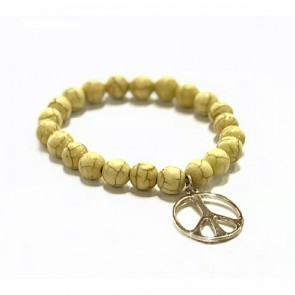 Catwalk Exclusive Peace and Love Bracelet