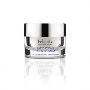 Pelactiv Rapid Repair Eye and Lip Balm 15ml