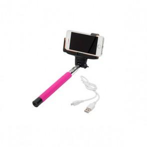 iPower Selfie Stick-Pink