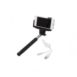 iPower Selfie Stick-Black