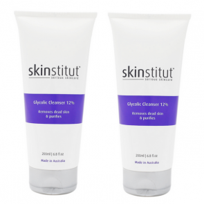 Skinstitut Glycolic Cleanser 12% Duo