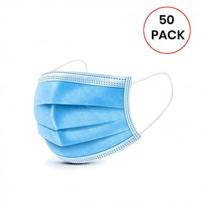 Disposable Surgical Face Mask 50 Pack 1