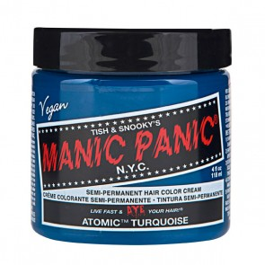 Manic Panic Hair Color Cream Atomic Turquoise 118ml