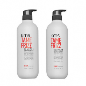 KMS Tame Frizz  750ml Duo