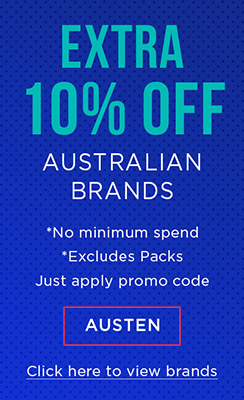 Australia Day Extra 10% OFF
