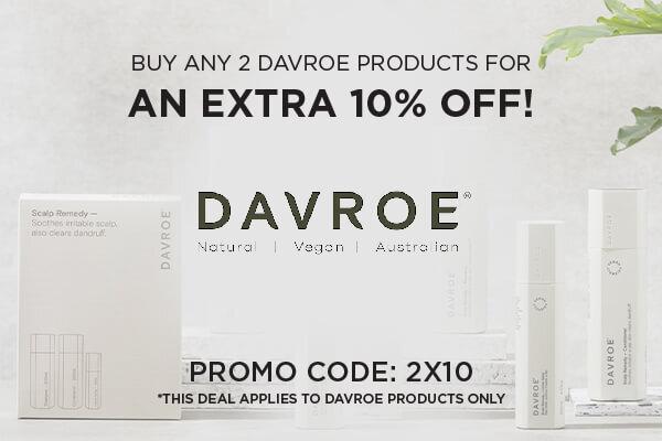 Davroe 10% off 2+ Items