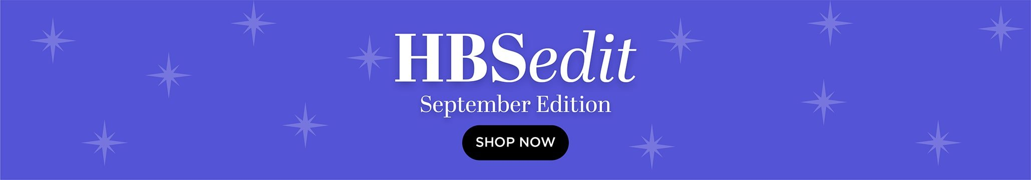 HBS Edit Collection