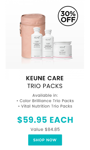 Keune Care Trio Packs