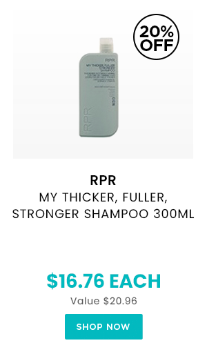 RPR My Thicker Fuller Stronger Shampoo